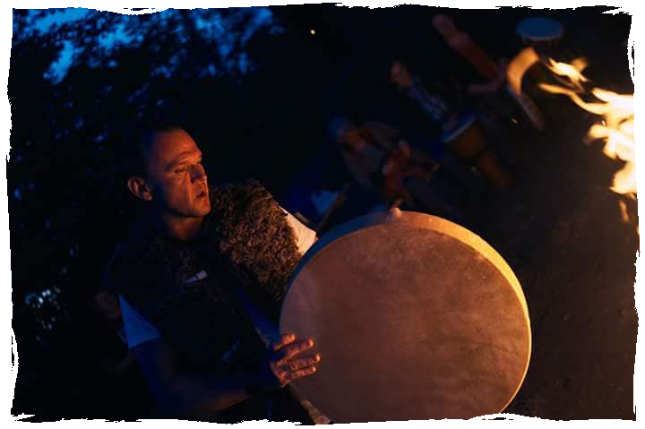 Ritual Waldschamanenschule